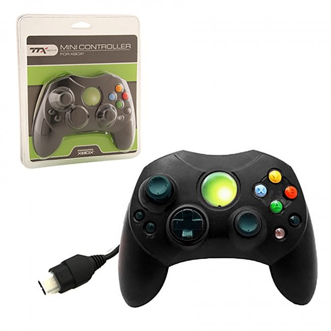 TTX Tech - Wired Controller S for Xbox - Solid Black