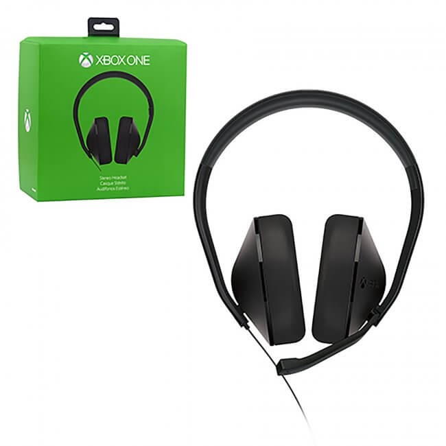 Sony - Stereo Wired Headset for Xbox One