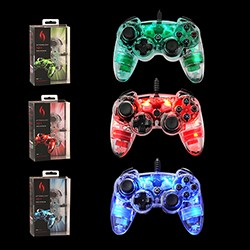 PDP - Afterglow  Wired Controller for PS3 - Assorted