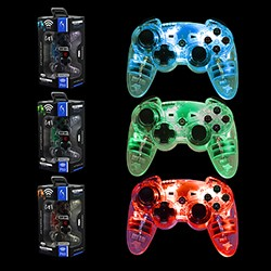 PDP - Afterglow  Wireless  Controller for PS3 - Assorted