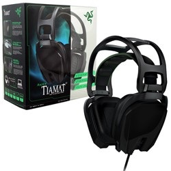 Razer - Tiamat Expert 2.2 Stereo Analog Gaming Headset for PC