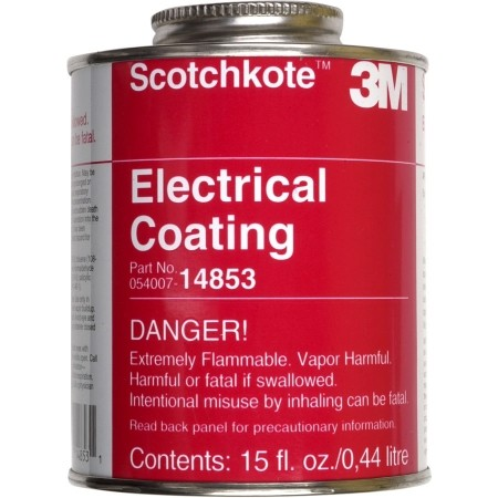 3M Products Scotchkote Electrical Coating  15 fl oz