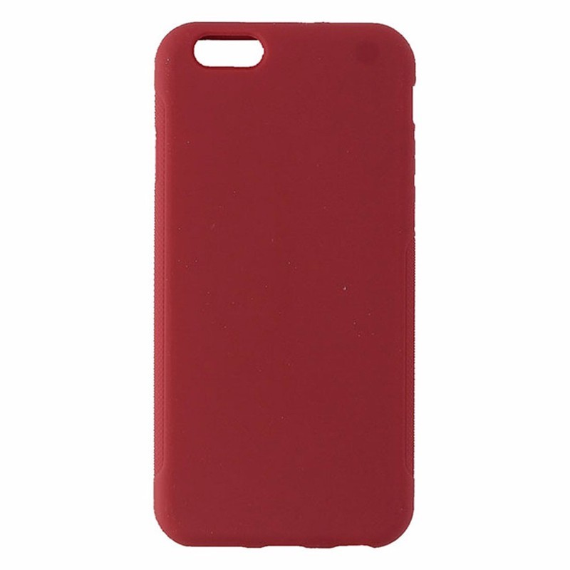 "Insignia Soft Shell Case for Apple iPhone 6/6S (4.7"") - Chili Pepper Red"