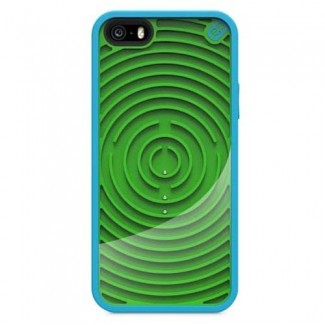 APPLE IPHONE 5/5S/SE PURE GEAR RETRO GAMER CASE - GROOVY