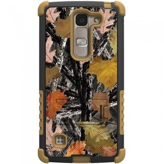 LG ESCAPE 2/LOGOS BEYOND CELL TRI SHIELD CASE - HUNTER CAMO