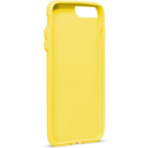 Cellairis Rapture Silicone Protective Case for iPhone 8 Plus - Lemon Yellow