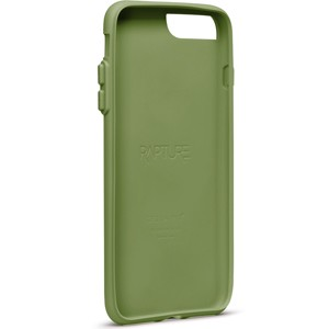 Cellairis Rapture Silicone Protective Case for Apple iPhone 8Plus - Oliver Green