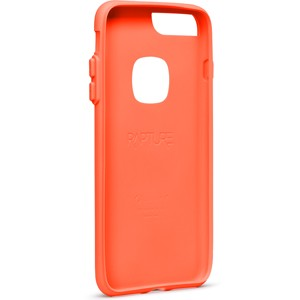 Cellairis Rapture Silicone Protective Case for Apple iPhone 7 - Peach Punch