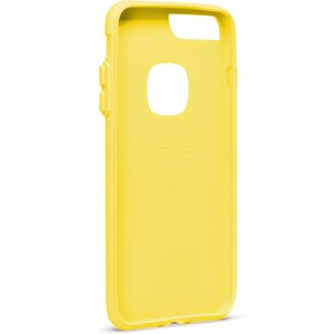 Cellairis Rapture Silicone Protective Case for Apple iPhone 7Plus - Lemon Yellow