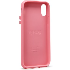 iPhone X/XS -  Rapture Silicone Rose Pink