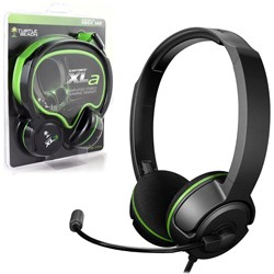 Turtle Beach - Ear Force XLA Headphones Headset for Xbox 360
