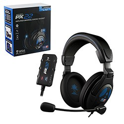 Turtle Beach - Universal Ear Force PX22 Amplified USB Headset