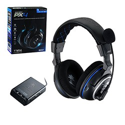 Turtle Beach - Ear Force PX4 Wireless Headset for PS4