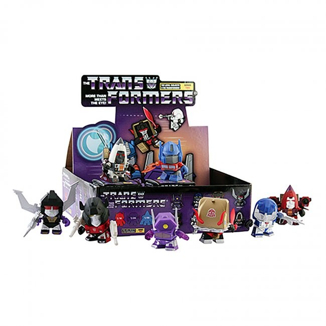 Other - Transformers CDU Blind Box Set Mini Figures