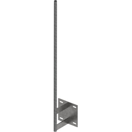 "CommScope - GPS Antenna Wall Mount, 3/4"" OD x 48"""