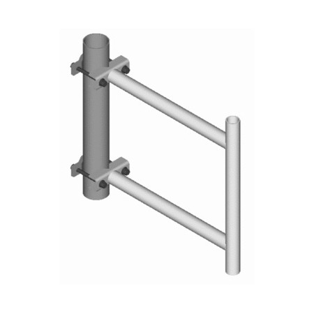 "Wireless Solutions - Stand-Off Bracket, 4 Foot (1-7/8""x32"")"