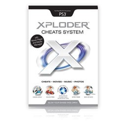 Xploder - Xploder Ultimate Cheats for PS3