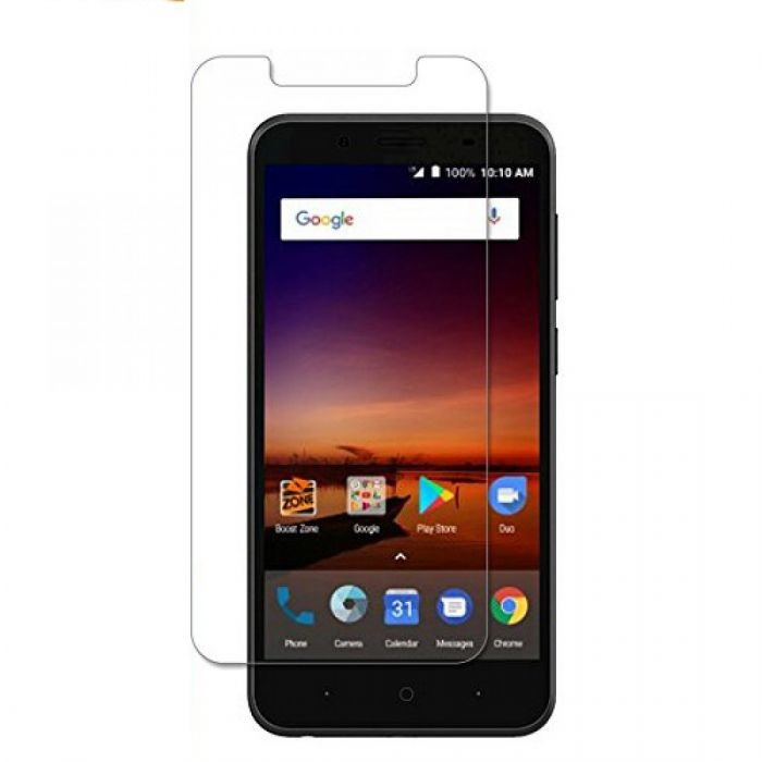 ZTE AVID 4/TEMPO X LCD TEMPERED GLASS SCREEN PROTECTOR-CLEAR