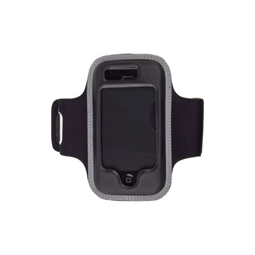 Premium armband/carrying case with adjustable strap for Apple iPhone 3G/3GS