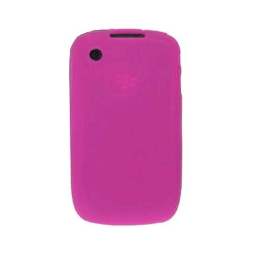 Wireless Solutions Silicone Gel Case for BlackBerry 8520 RIM - Watermelon