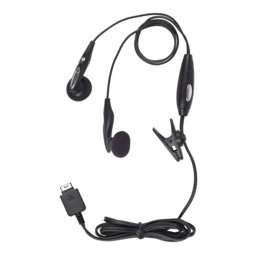 Wireless Solutions - Stereo Earbud Headset for LG CE110 CG180 CU575 CU720 Shine CU915 CU915 Vu CU920 CU920 Vu-TV TRAX