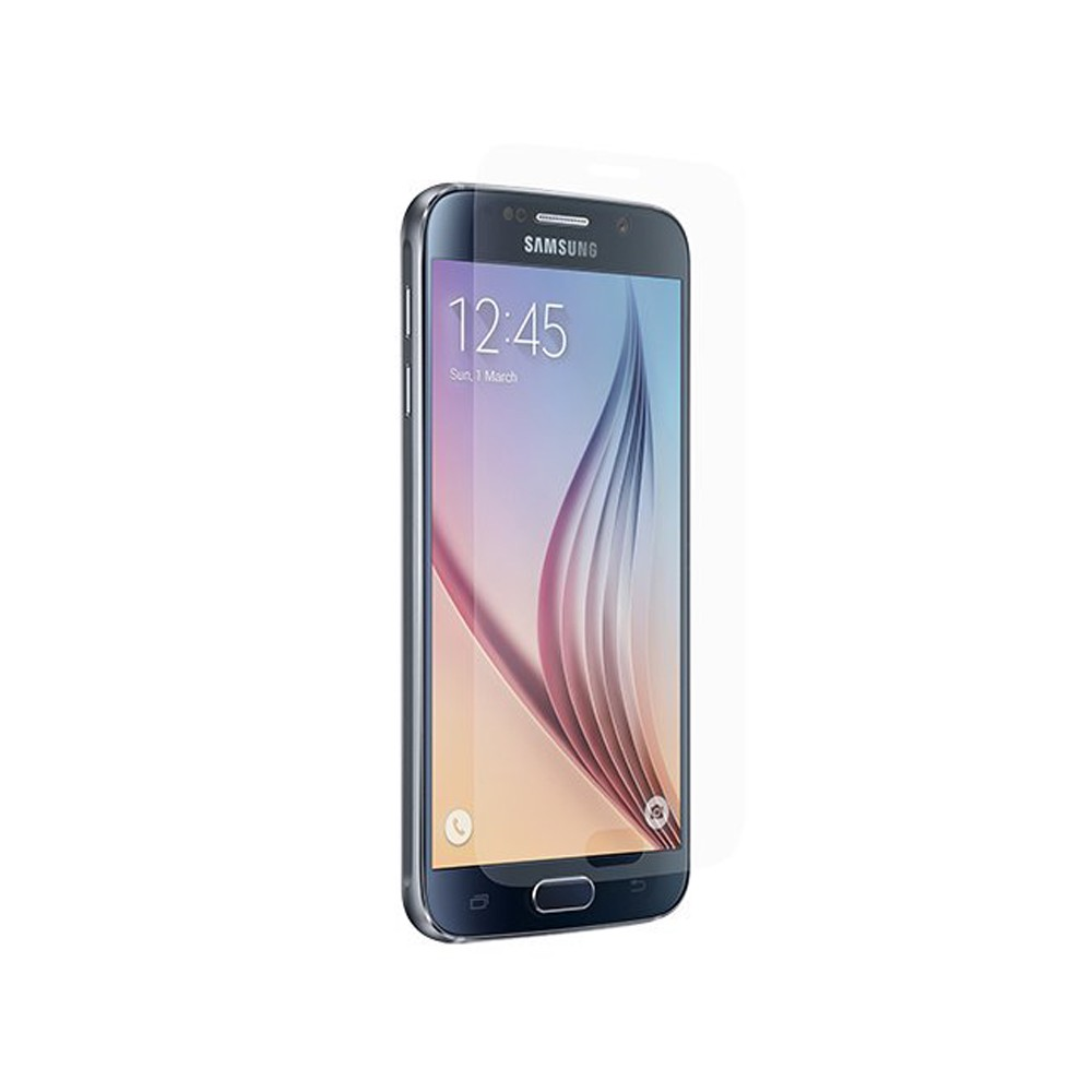 PureGear Scratch Resistant Tempered Glass Screen Protector for Samsung Galaxy S6