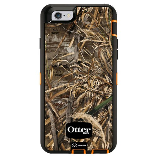 brand new 5c52d cbada OtterBox Defender Case for Apple iPhone 6/6s - Realtree Max Camo