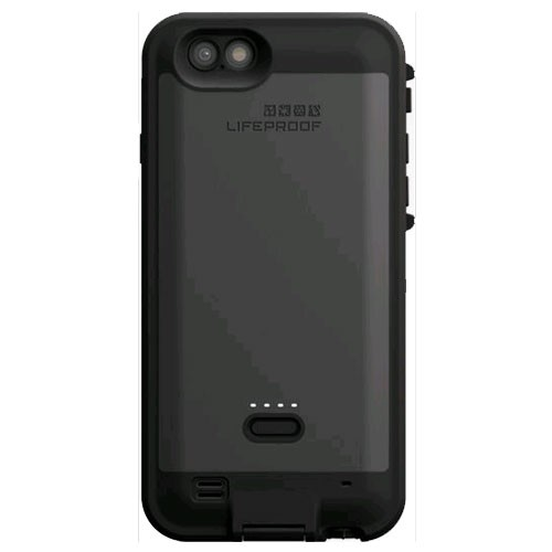 LifeProof Fre Power Waterproof Battery Case for Apple iPhone 6 - Black