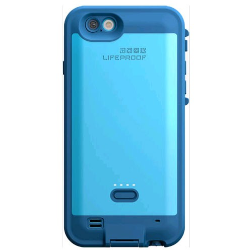 LifeProof Fre Waterproof Power Case for Apple iPhone 6 - Base Jump Blue