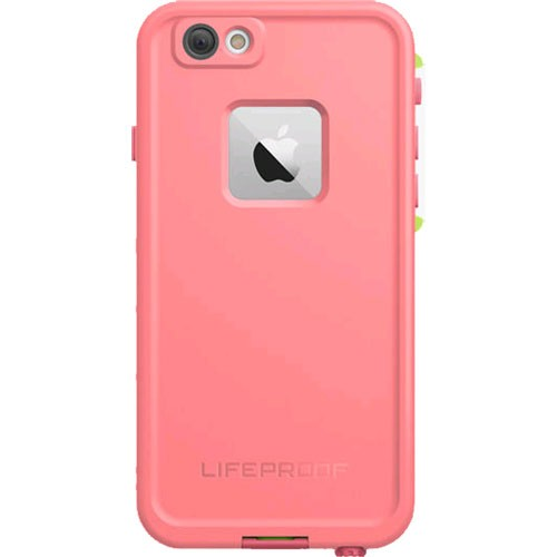 promo code 3717c 4f9d1 Lifeproof Fre Waterproof Case for Apple iPhone 6/6S (Sunset Pink)