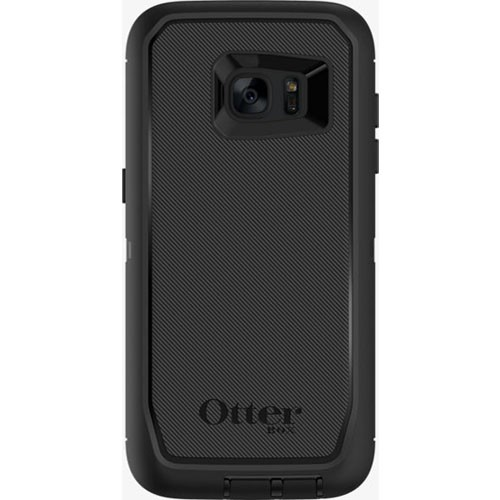 separation shoes 0477b 9175e OtterBox Defender Case for Samsung Galaxy S7 Edge (Fits S7 Edge only) -  Black