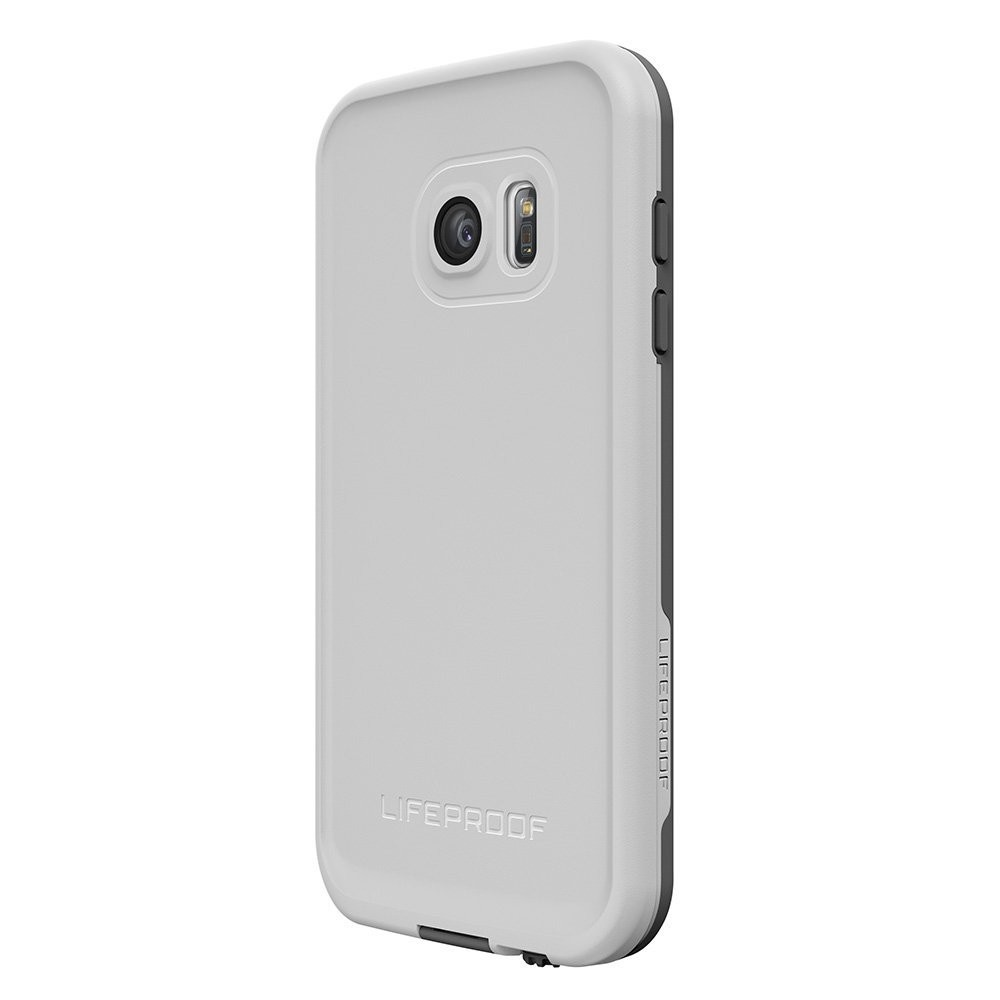 LifeProof Fre Waterproof  Case for Samsung Galaxy S7 - Avalanche (BRIGHT WHITE/COOL GRAY)