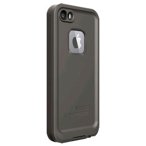more photos 40ebd 13dcd Lifeproof Fre Waterproof Case for Apple iPhone 5/5S/SE (Grind Gray)