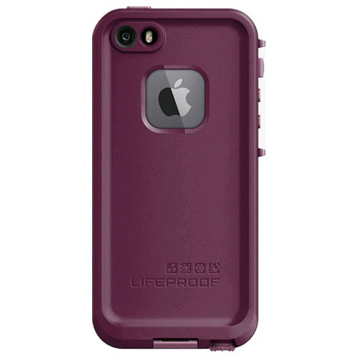 LifeProof FRE WaterProof case for iPhone 5 5S SE - Crushed Purple 9ef958e74781