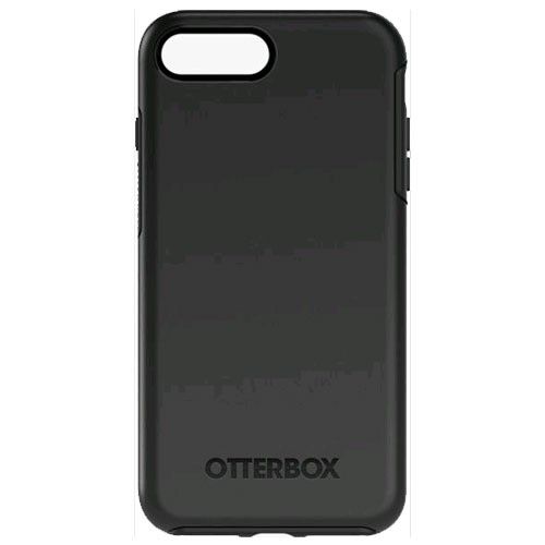 OtterBox Symmetry Case for Apple iPhone 8 Plus. iPhone 7 Plus - Black