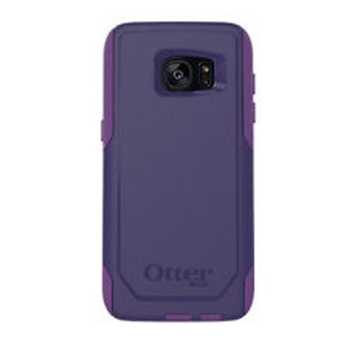 the best attitude a59f5 55900 OtterBox Commuter Case for Samsung Galaxy S7 Edge - Hopeline Purple