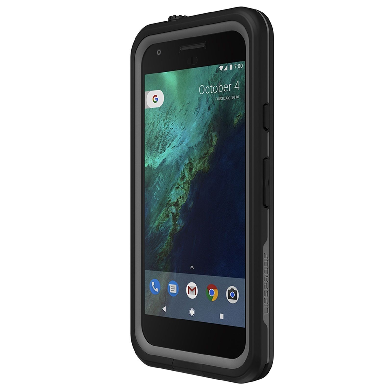 sports shoes a0d64 d7f11 LifeProof FRE Waterproof Case for Google Pixel - Asphalt