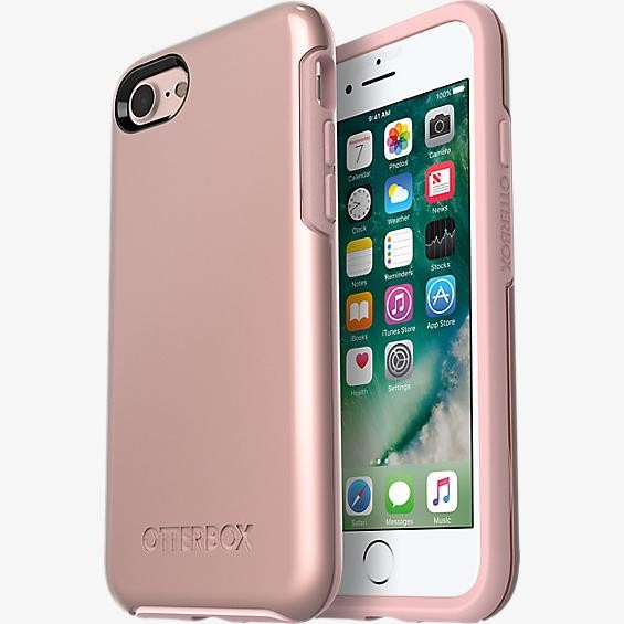 OtterBox Symmetry Case for iPhone 8/7 - Rose Gold