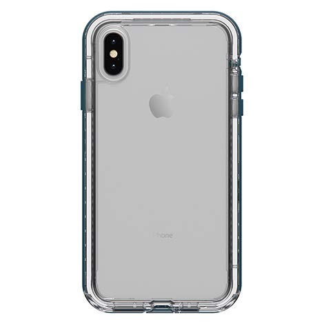 best sneakers 7369f e73b2 LifeProof NEXT Dirtproof Snowproof Case for iPhone XS Max - Clear Lake
