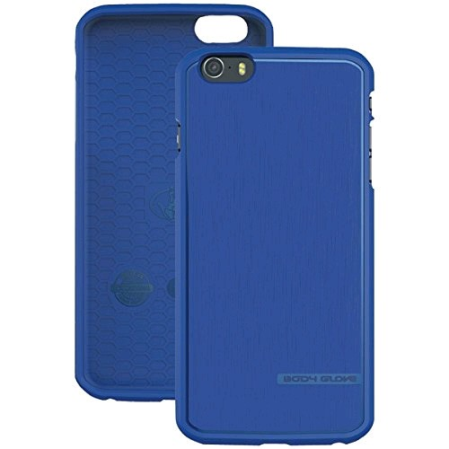 Body Glove Satin Case for Apple iPhone 6 Plus / iPhone 6S Plus (Blueberry)