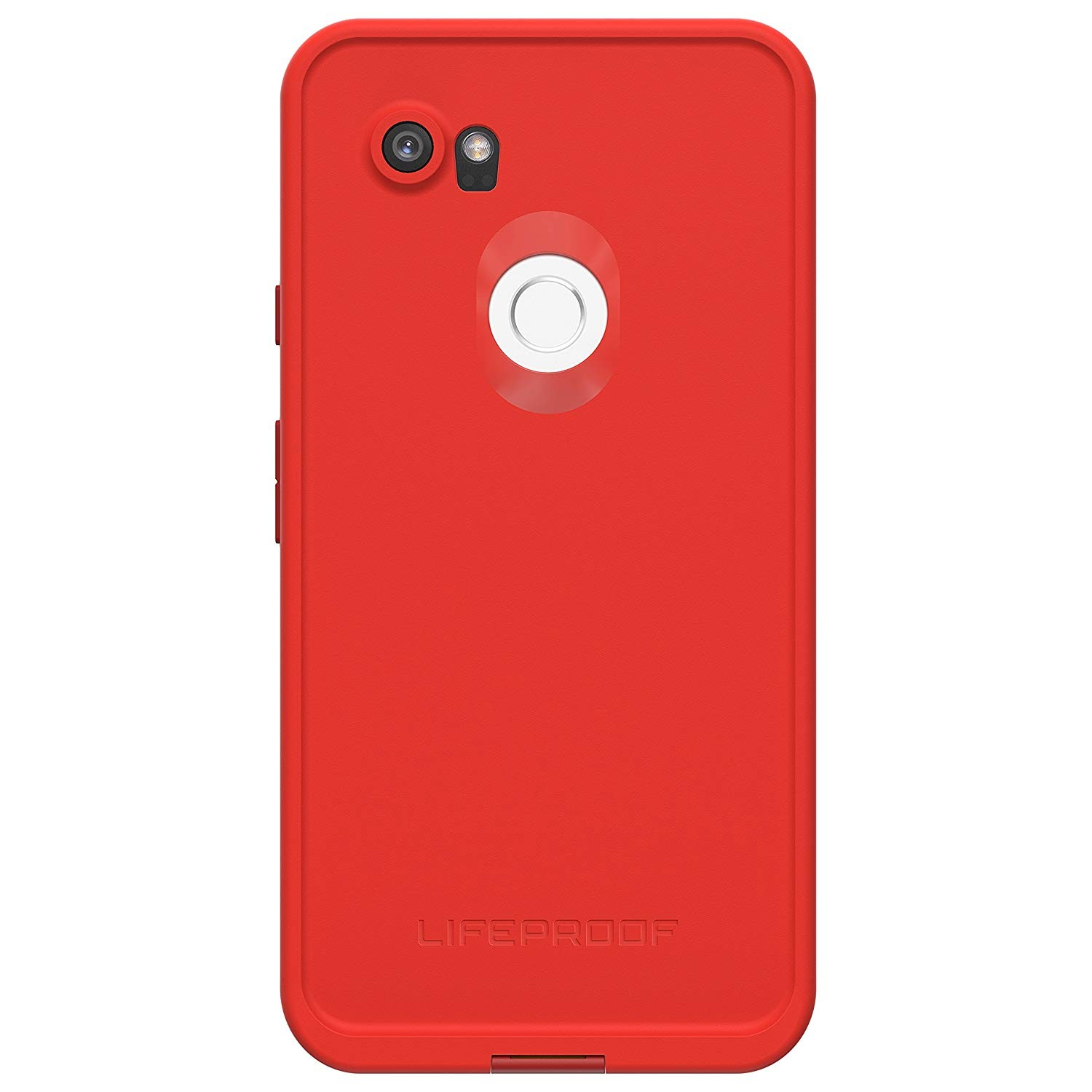 info for 57067 2f4f5 LifeProof fre Waterproof Case for Google Pixel 2 XL - Fire Run (Cherry  Tomato/Sleet/Molten Lava)