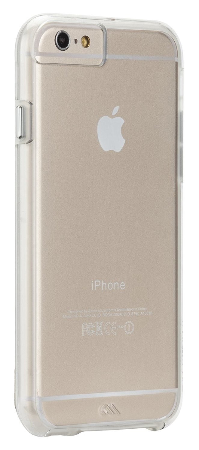 Case-Mate Tough Naked Case for Apple iPhone 6/6s - Clear