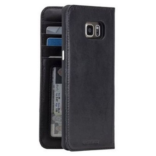 reputable site 040d6 3cefb Case-Mate Wallet Folio Case for Samsung Galaxy S6 Edge Plus - Black