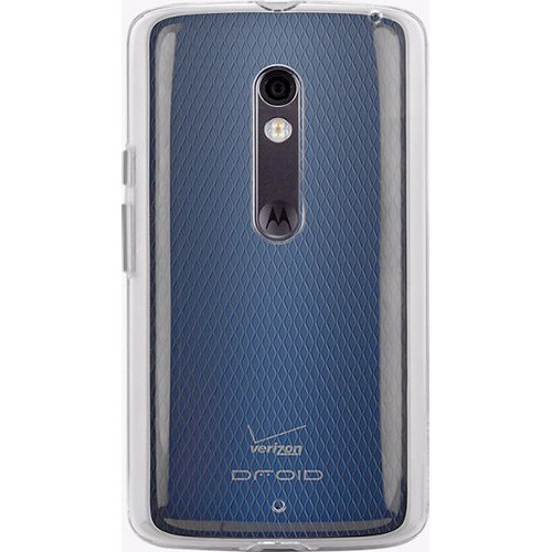 sports shoes a49eb f1e45 Case-Mate Naked Tough Case for Motorola Droid Maxx 2 - Clear