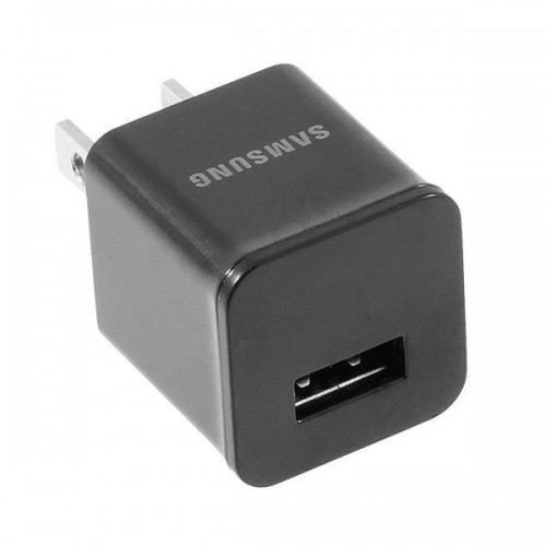 OEM Samsung 1.0 AMP Fast Wall Charger, Universal USB Charger