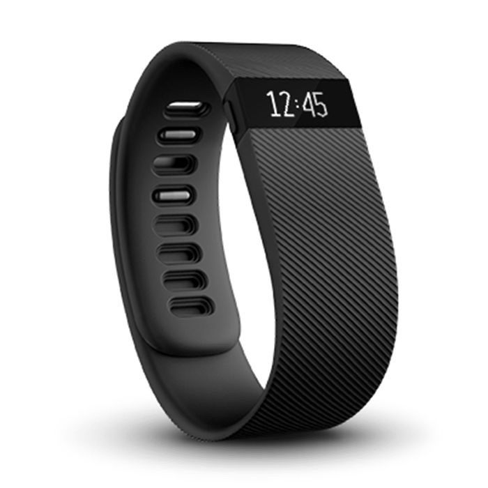 Fitbit Charge Activity and Sleep Wristband - Black (Small)
