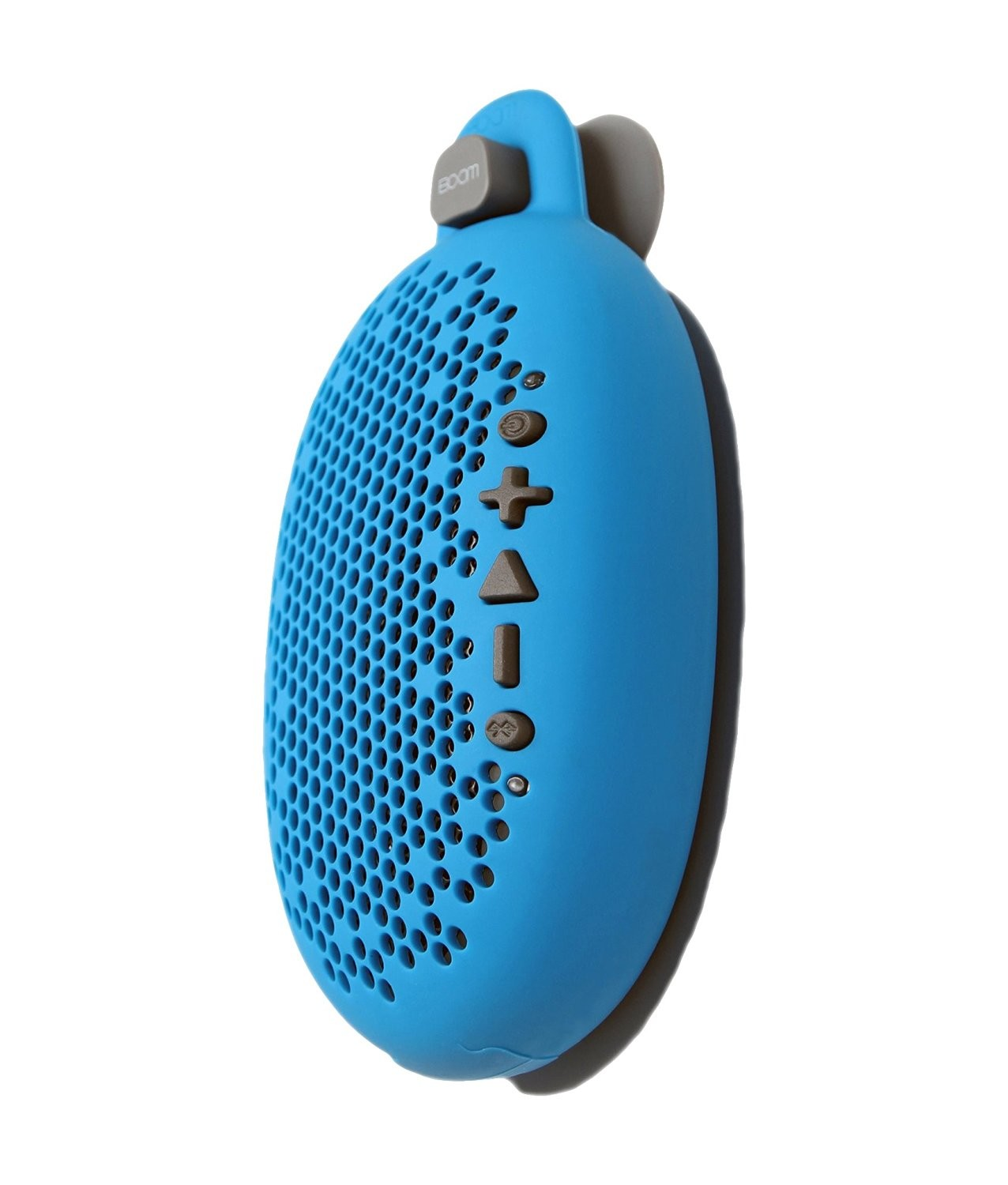 Boom Urchin Ready 4 Anything Bluetooth Speaker, Water Resistant, Shower Speaker - Blue