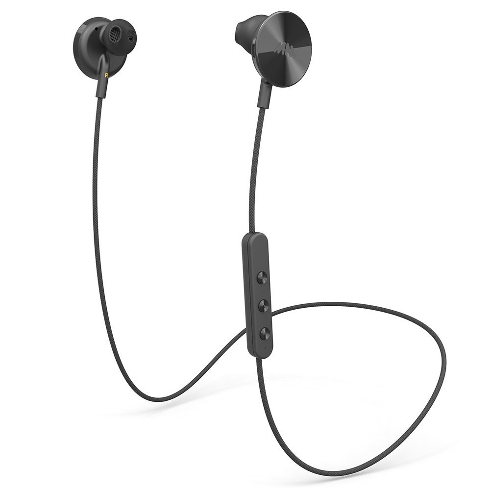 i.am+ BUTTONS Wireless Bluetooth Earphones - Black