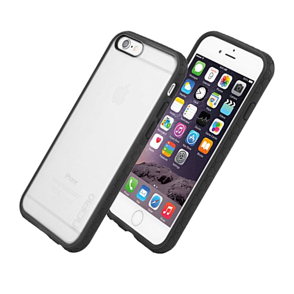 Incipio Octane Protective Case for Apple iPhone 6/6S - Frost/Black