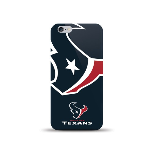 Mizco Sports NFL Oversized TPU Case for Apple iPhone 6 / 6S (Houston Texans)